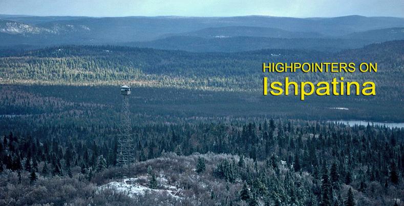 how to get to ishpatina ridge